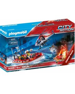 Playmobil 70335 -  City Missione Antincendio