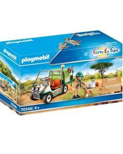 Veterianio dello Zoo Family Fun 70346 di Playmobil