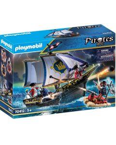 Nave della Marina Reale Pirates 70412 di Playmobil
