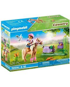 Pony Icelandic 70514 di Playmobil