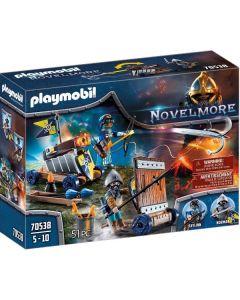 Set Squadra d'attacco e Personaggi Novelmore 70538 di Playmobile