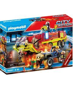 Camion Dei Vigili Del Fuoco 70557 di Playmobil