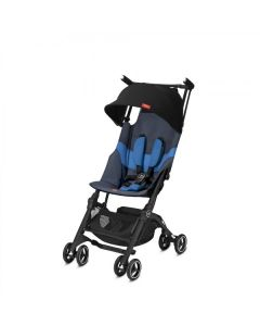 Passeggino GB Pockit Plus All Terrain Night Blue di Cybex