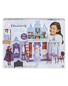 Castello Di Arendelle Pieghevole Disney Frozen 2 di Hasbro