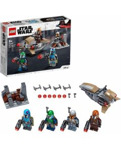 Star Wars Battle Pack Mandalorian 75267 di Lego