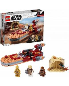 Star Wars LaNdspeeder Luke Skywalker 75271 di Lego