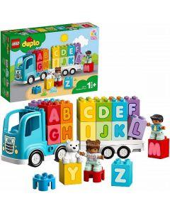 Duplo Camion dell'Alfabeto di Lego