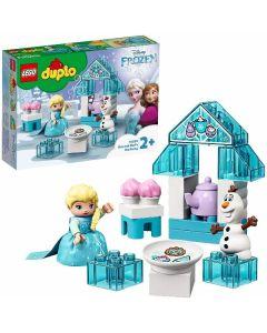 Duplo Princess-Il Tea Party di Elsa e Olaf 10920 di Lego