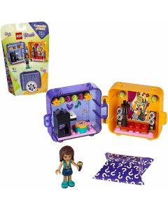Friends Il Cubo dell'Amicizia di Andrea 41400 di Lego