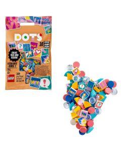 Set 10 Pezzi Di Elementi Decorativi In Bustine a Sorpresa 41916 di Lego