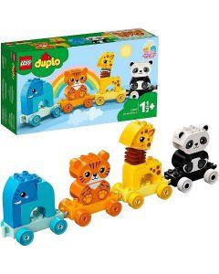 Il Treno degli Animali 10955 di Lego