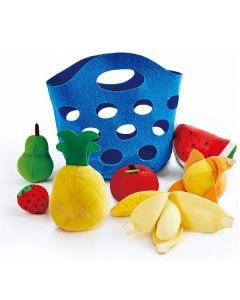 Cesto Feltro di Frutta per Bambini di Hape