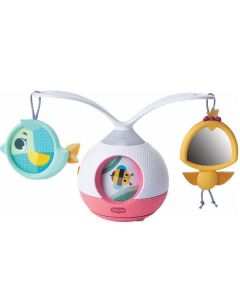 Tiny love Tummy Time Mobile Giostrina Musicale Rosa di Dorel