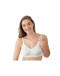 Comfort Reggiseno Allattamento Mater UltraStretch M Bianco di Medela