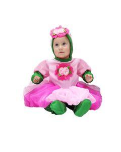 Set La Rosa Neonato Carnevale-Halloween Taglia 3/6 mesi di Roccobimbo