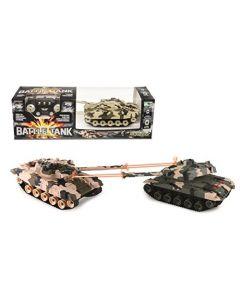 Carro Armato da Battaglia RC di Reel Toys