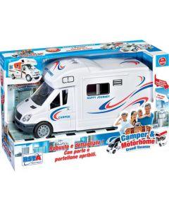 Super Camper Frizione con Luci e Suoni di Rs Toys