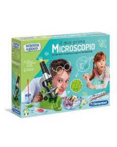 Scienza e Gioco-Il mio primo microscopio di Clementoni