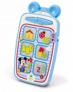 Lo Smartphone di Baby Mickey di Clementoni