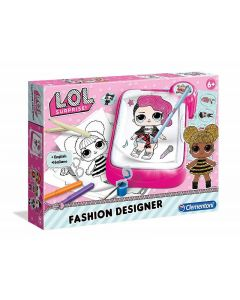 LOL Surprise Fashion Designer Lavagna di Clementoni