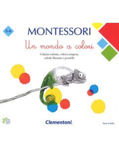Montessori, Un mondo a colori di Clementoni
