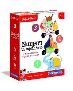 Sapientino - Numeri in Equilibrio di Clementoni