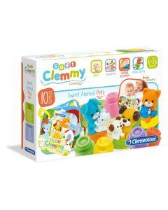 Soft Clemmy - Mamma e Cuccioli di Casa di Clementoni