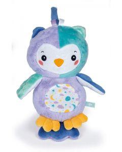 Baby Clementoni for you - Gufo Goodnight owl di Clementoni