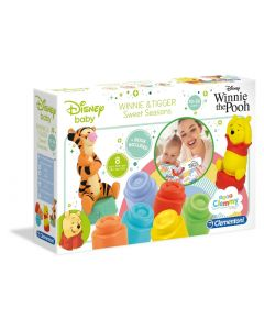Disney Bady-Winnie & Tigger Sweet Seasons Palyset di Clementoni