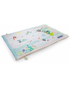 Baby Friends Soft Play Mat-Tappeto da Gioco XL per Neonati, Bambino 0-18 Mesi di Clementoni