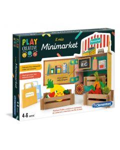 Play Creative - Il mio Minimarket di Clementoni