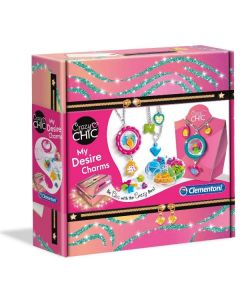 Crazy Chic - My Desire Charms - di Clementoni
