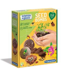 Scienza E Gioco - Seed Bombs Play For Future di Clementoni
