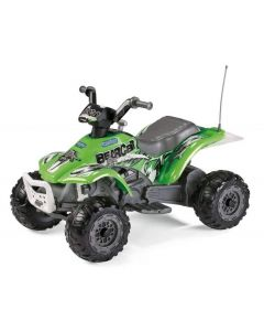 Quad Off-Road Corral Bearcat, Verde di Peg Perego