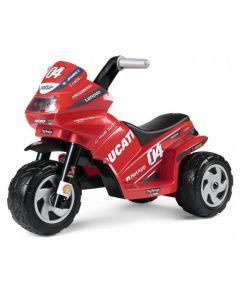 Moto a Tre Ruote Mini Ducati EVO di Peg Perego