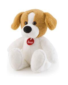 Beagle Peluche Illumina Sogni, Colore Bianco, 34 cm di Trudi