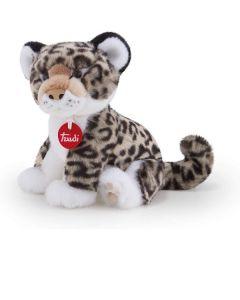 Peluche Leopardo Grigio Leopoldo S di Trudi