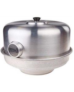 Family Cooking Fornetto Alluminio con Occhio di Agnelli