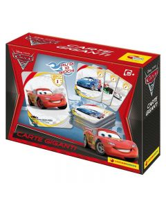 Le Carte Giganti Di Cars di Lisciani Giochi