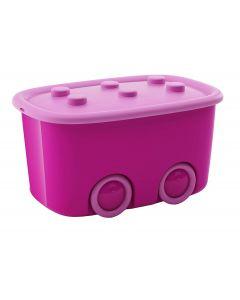 Funny Box Alto  58x38.5x32cm Rosa di Keter