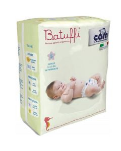 Pannolini Batuffi Misura 5 Junior 5 11/25 kg 16 Pezzi di Cam