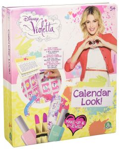 Giochi Preziosi Calendar Look Disney Violetta di Giochi Preziosi