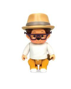 Monchhichi - Personaggio 8 cm con Accessori di Rocco Giocattoli