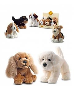 I Piccoli Plush Doggy Assortiti