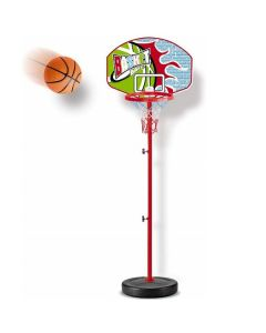 Play Out Basket H 142cm con Base Riempibile di Giocheria