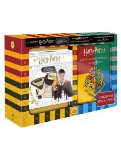 Harry Potter 8 Film DVD Collection & Trivial Pursuit di Giocheria
