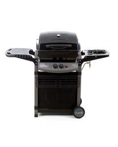 Barbecue Più Saporillo a Gas Con Fornello di Salmar