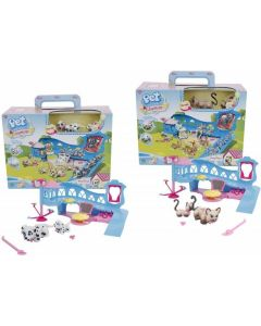 Pet Parade Family Parki playset di Giochi Preziosi