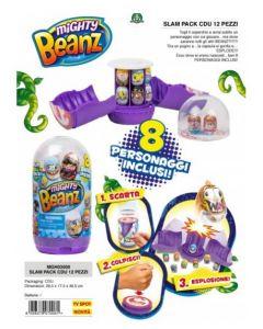 Mighty Beanz Slam Pack di Giochi Preziosi
