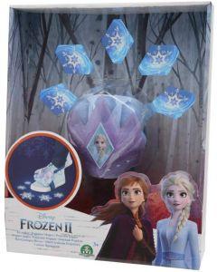 Disney Frozen 2 Ice Walker, Proiettore Magico di Giochi Preziosi